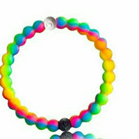 Neon Lokai Bracelet 100% Authentic Comes With Card SIZE XL uploaded by Asma M.