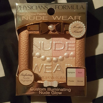 Photo of Physicians Formula Nude Wear™ Touch Of Glow Palette uploaded by Samni W.