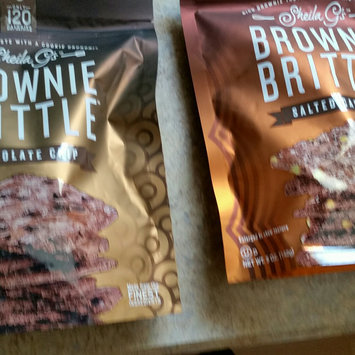 Photo of Sheila G's Brownie Brittle Chocolate Chip uploaded by Christine A.