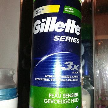 Gillette® Series Moisturizing Shave Gel uploaded by Narimane L.