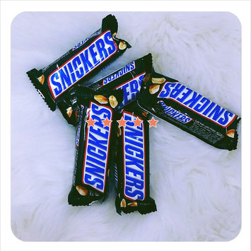 Photo of Snickers Chocolate Bar uploaded by Nusha M.