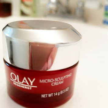 Photo of Olay Regenerist Micro-Sculpting Cream uploaded by Cristina N.