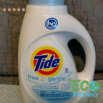 Photo of Tide Free and Gentle Liquid Laundry Detergent uploaded by Jewel B.