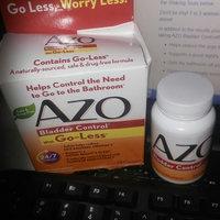 AZO Bladder Control, Capsules uploaded by Deborah Q.