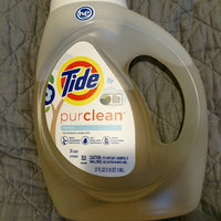 Tide® PurClean Unscented Liquid Laundry Detergent 48 Load 75 fl. oz. Bottle uploaded by Jewel B.