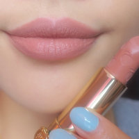 Too Faced Peach Kiss Moisture Matte Long Wear Lipstick Infused With Peach And Sweet Fig Cream uploaded by Mango 🐹.