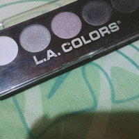 L.A. Colors 5 Color Metallic Eyeshadow, Ammunition, .26 oz uploaded by Katherine E.