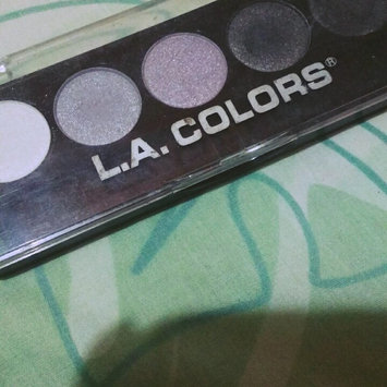 Photo of L.A. Colors 5 Color Metallic Eyeshadow, Ammunition, .26 oz uploaded by Katherine E.