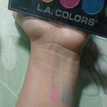 L.A. Colors 5 Color Metallic Eyeshadow, Tease, .26 oz uploaded by Katherine E.