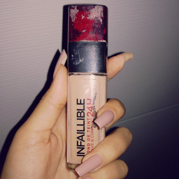L'Oréal Paris Infallible Stay Fresh Foundation uploaded by Rabeb N.