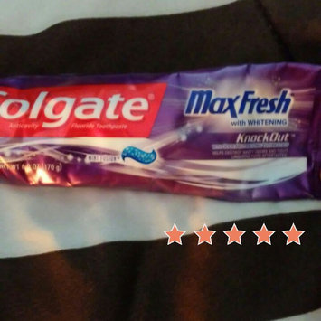 Colgate MaxFresh Toothpaste - 4 pk./7.8 oz uploaded by Natalie R.