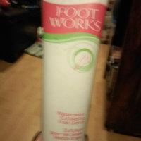 Avon Foot Works Watermelon Exfoliating Foot Scrub uploaded by Tonya H.