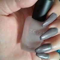 Zoya Matte Velvet Nail Lacquer Topcoat uploaded by sarah c.