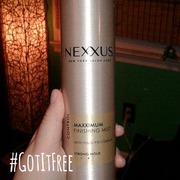 Photo of NEXXUS® MAXXIMUM FINISHING MIST uploaded by Seirria M.