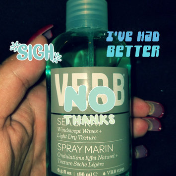 Photo of Verb 6.3-ounce Sea Spray uploaded by Nicole A.