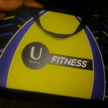 Photo of U by Kotex® Fitness* Ultra Thin Pads Regular uploaded by Leishla A.