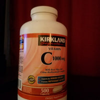 Kirkland Signature Kirkland Vitamin C with Rose Hips and Citrus Bioflavonoid Complex (1000 mg), 500-Count Tablets uploaded by LiveLoveLynn 8.