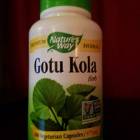 Nature's Way Gotu Kola Herb 475mg Capsules - 100 CT uploaded by LiveLoveLynn 8.