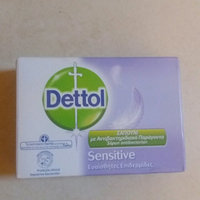 Dettol, Anti-Bacterial Soap, Sensitive, 70 g x 4 uploaded by Vasiliki K.