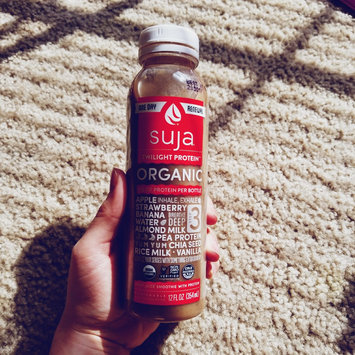 Suja® Organic Mighty Greens™ Fruit & Vegetable Juice uploaded by Amber M.