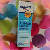 Equate Anti-Itch Cream  Extra Strength Anti-Itch Cream 1 uploaded by Katie P.