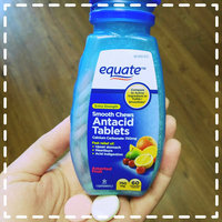 Equate Smooth Chews Extra Strength Assorted Fruit Antacid Tablets, 60 count uploaded by Mel G.