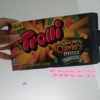 Trolli Sour Brite Crawlers Minis Tropical uploaded by Topeka P.