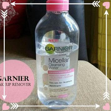 L'Oreal Garnier Skin Micellar Cleansing Water 400 ml by HealthMarket uploaded by Asma D.