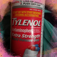 Tylenol Extra Strength Acetaminophen Rapid Release Gels - 50 Gelcaps uploaded by Emily M.