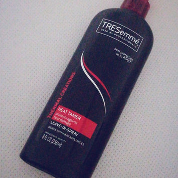 Photo of TRESemme Thermal Creations Heat Tamer Protective Spray uploaded by Helen A.