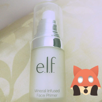e.l.f. Cosmetics Mineral Infused Face Primer uploaded by Falak S.