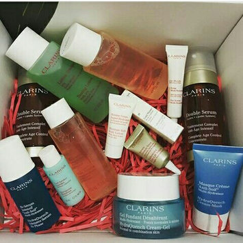 Photo uploaded to NEW Clarins Multi-Active Day & Night Creams by Em N.