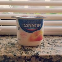 Dannon® Whole Milk Yogurt Peach uploaded by Amber M.