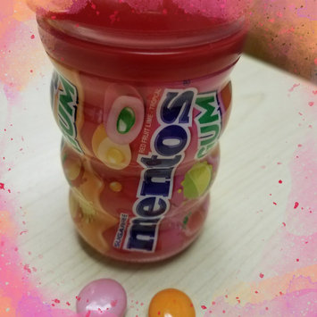 Photo of Mentos Red Fruit Lime - Pocket Bottle uploaded by Tearra F.