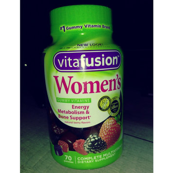 MISC BRANDS Vitafusion Women's Gummy Vitamins Complete MultiVitamin Formula uploaded by Mel G.