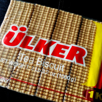 Photo of Ulker Tea Biscuits (Petit Beurre) Turkish 175 gram package uploaded by Helen A.