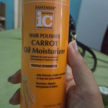 Photo of Fantasia Oil Moisturizer Carrot Growth 12oz Bonus (2 Pack) uploaded by fransel r.