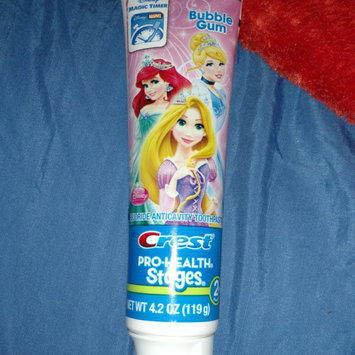 Photo of Crest Pro-Health Stages Disney Princess Kid's Toothpaste uploaded by Jennifer H.
