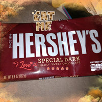 Hershey's Special Dark Mildly Sweet Chocolate​ uploaded by MIndy J.