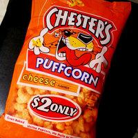 Chester's Puffcorn Cheese uploaded by Helen A.