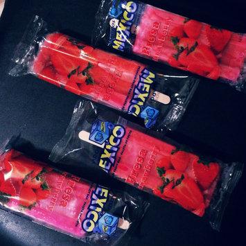 Photo of Helados Mexico Strawberry Premium Fruit Bar, 4 oz uploaded by Helen A.