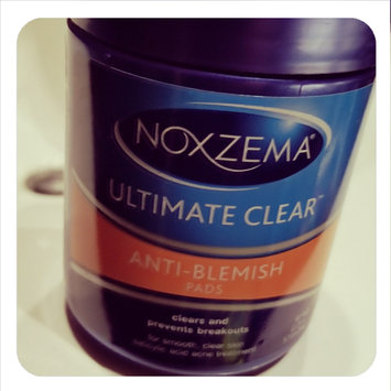 Photo of Noxzema Ultimate Clear Anti-Blemish Pads uploaded by Dominique M.