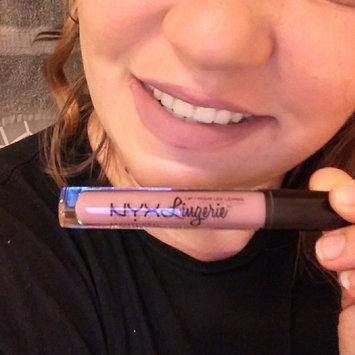 NYX Lip Lingerie uploaded by Samantha P.