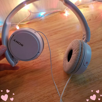Photo of Sony Studio Series Headphones - White (MDRZX100/WHI) uploaded by Emily M.