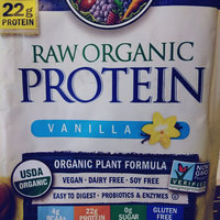 Garden of Life Organic Raw Protein Vanilla - 15 x single packets (23g) uploaded by Monique G.