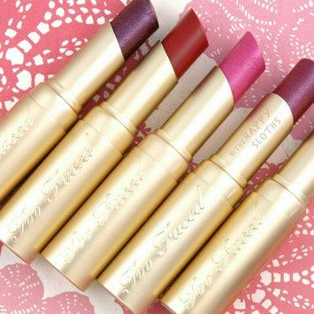 Too Faced La Crème Lipstick uploaded by fatima ezzahra b.