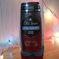 Old Spice Hydro Wash Body Wash Hardest Working Collection Steel Courage uploaded by Emily M.