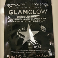 GLAMGLOW BUBBLESHEET Oxygenating Deep Cleanse Mask uploaded by Pamela P.