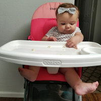 Cosco Simple Fold High Chair (Posey Pop) uploaded by Mollee W.