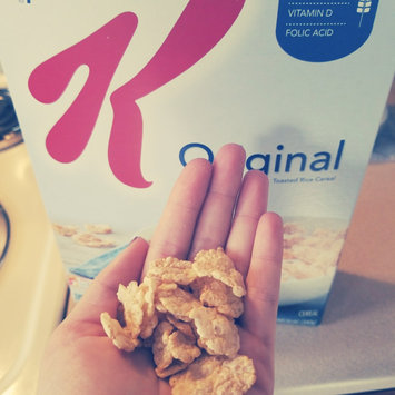Photo of Special K® Kellogg's Original Cereal uploaded by Amber M.